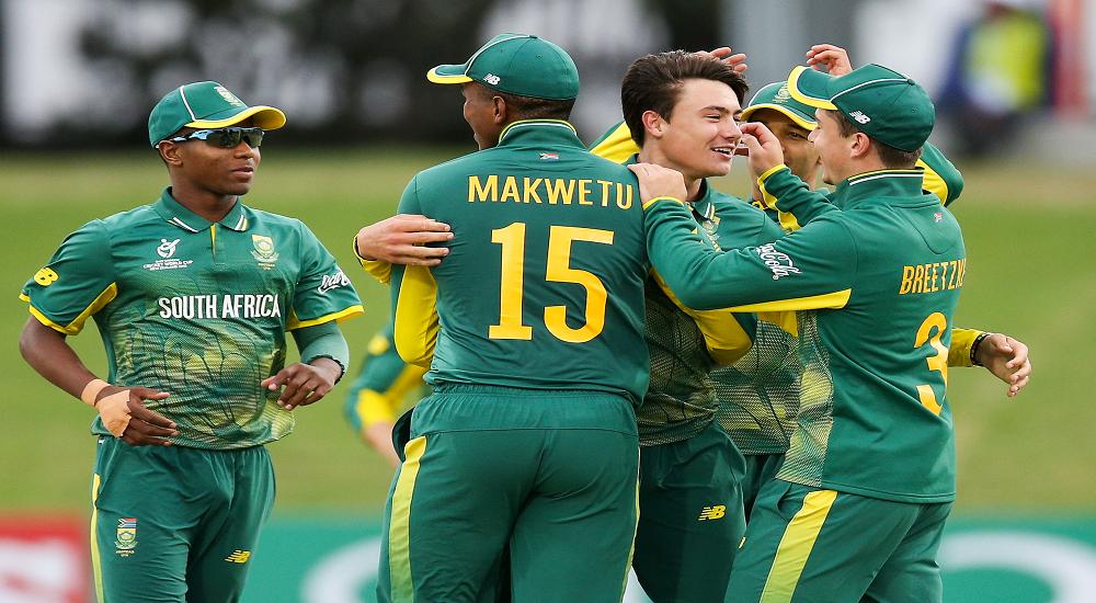 South Africa Under 19s Cricket Team