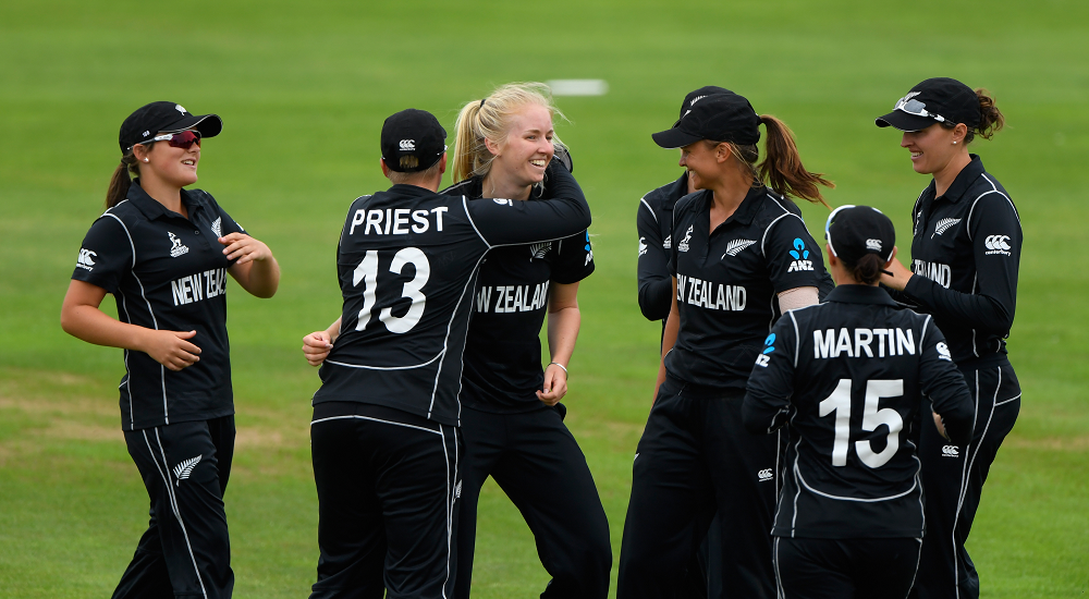 New Zealand Women Cricket Team
