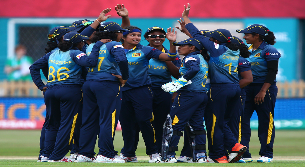 Sri Lanka Women Cricket Team