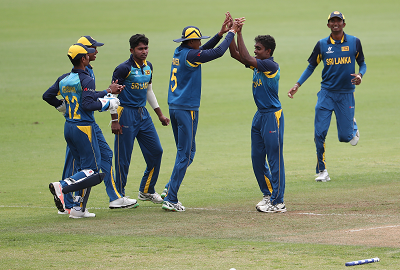 Sri Lanka Under 19s Cricket Team