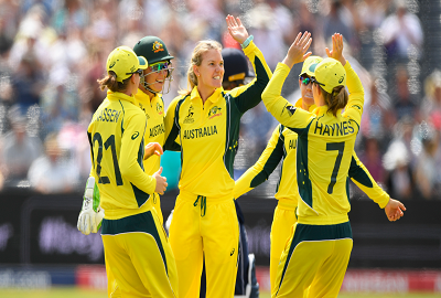 Australia Women Cricket Team