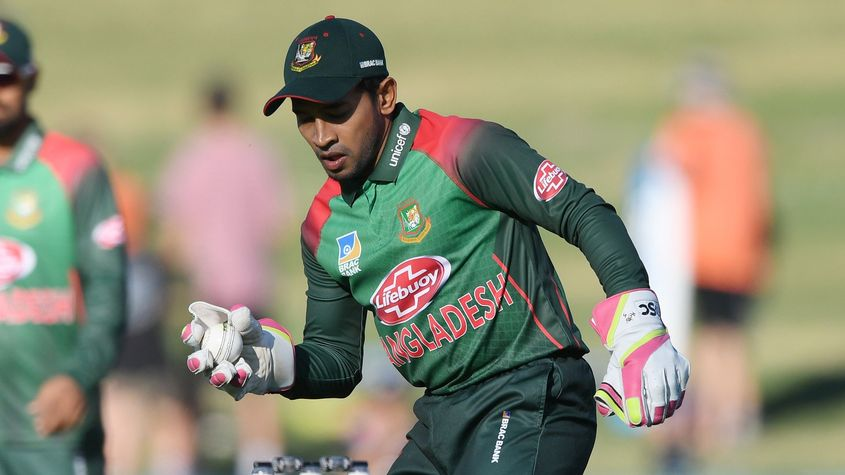 Mushfiqur Rahim is still feeling the effects of an injury sustained during the Asia Cup