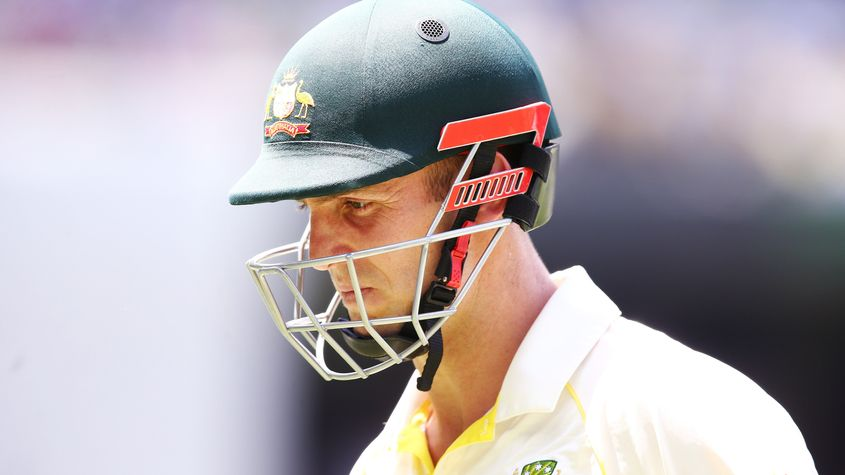Mitch Marsh has dropped out of contention in all formats