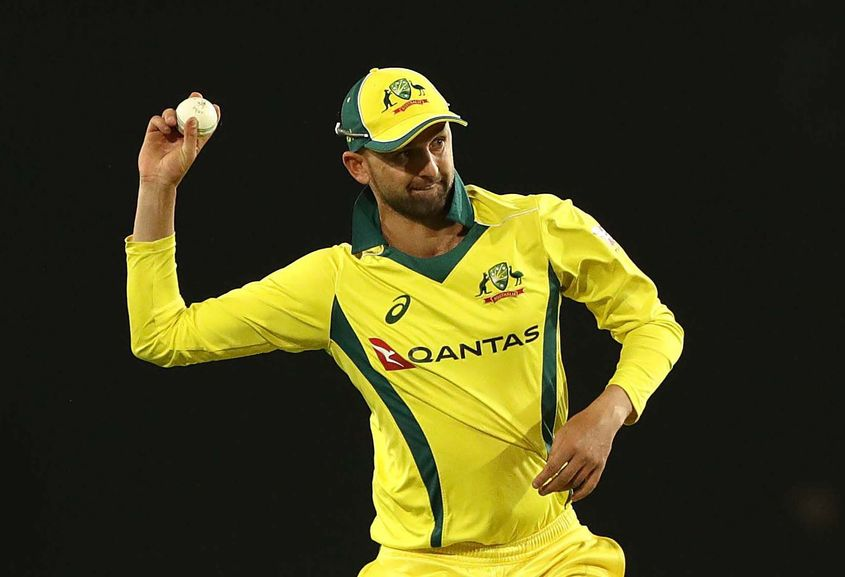 Nathan Lyon is set to make his maiden appearance at the World Cup