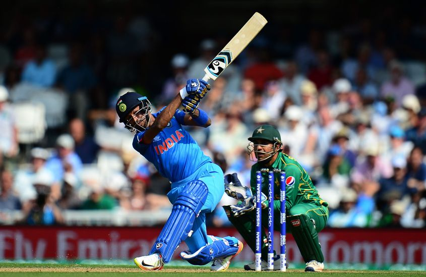 Hardik Pandya stunned the world with his savage hitting in the 2017 Champions Trophy final against Pakistan
