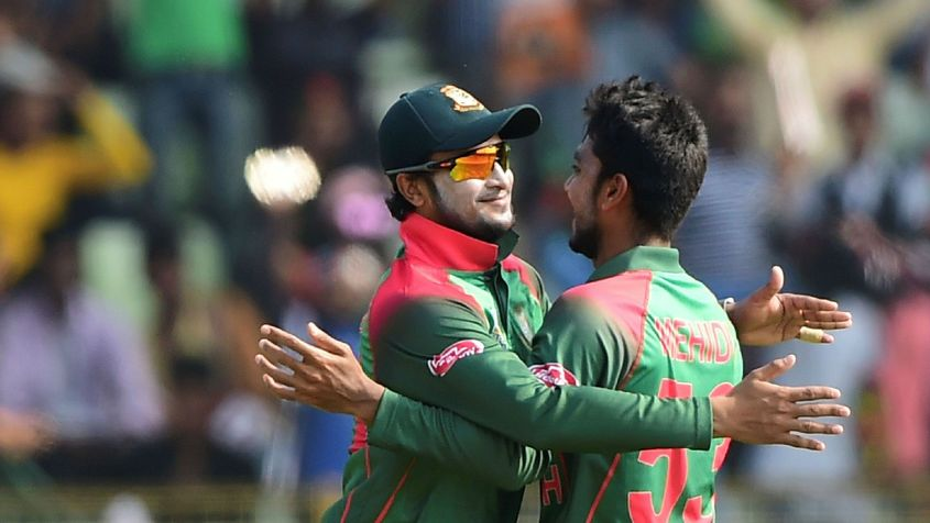 The abundance of multi-skilled players could give Bangladesh some added flexibility