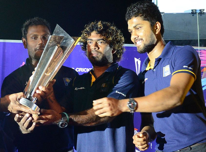 Chandimal, Mathews, and Malinga have all captained Sri Lanka's ODI side recently