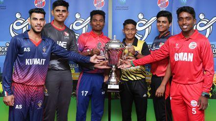ICC U19 CWC Asia Qualifier – Division 1