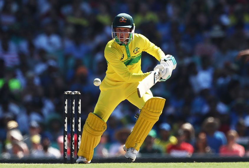 Peter Handscomb was left out as Steve Smith returned to the Australia squad