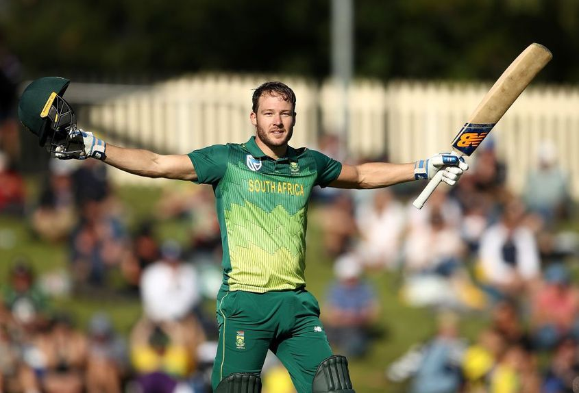 David Miller may be called upon to keep wicket if Quinton de Kock succumbs to injury