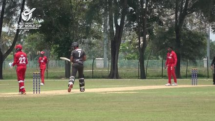 U19 CWC Asia Q Div 1: UAE v Oman - UAE Captain Aryan Lakra's Player of the Match performance