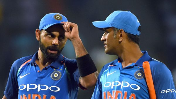 'Fortunate to have a mind like that' – Virat Kohli lauds MS Dhoni