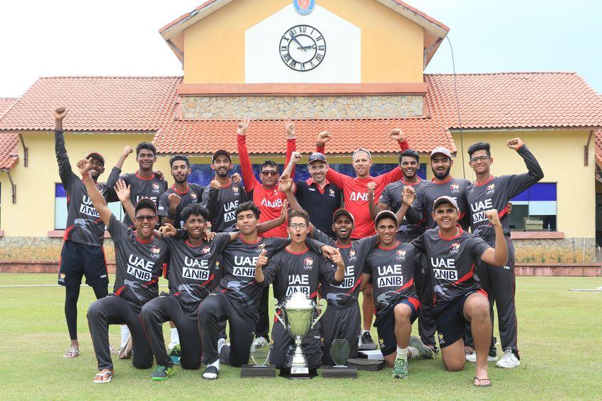 U19 World Cup 2020.Uae Qualify For The Icc U19 Cricket World Cup 2020 In South