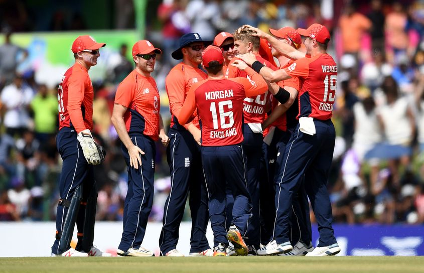 England are currently No.1 in the MRF Tyres ICC Men's ODI Team Rankings