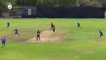 WCL 2: Papua New Guinea v Namibia highlights