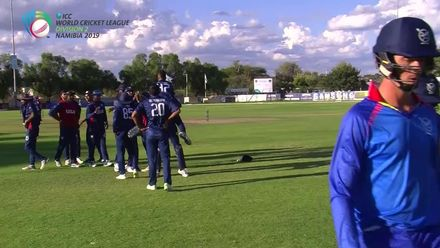 WCL 2: NAM v USA - USA's winning moment