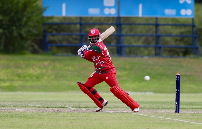 Batsman Zeeshan Maqsood of Oman1