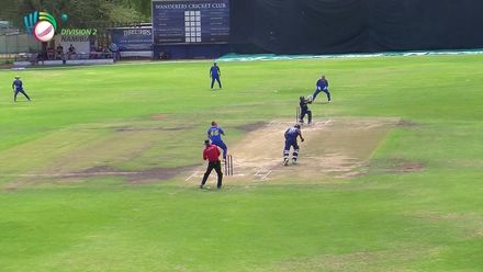 WCL 2: Namibia v USA – USA innings highlights