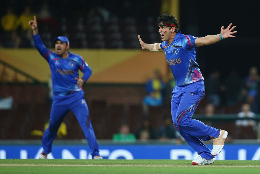 Hamid Hassan, the fast bowler, made a come-back to the Afghanistan squad for the Cricket World Cup 2019