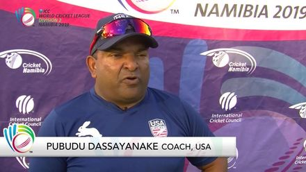 WCL 2: Namibia v USA – Highlights