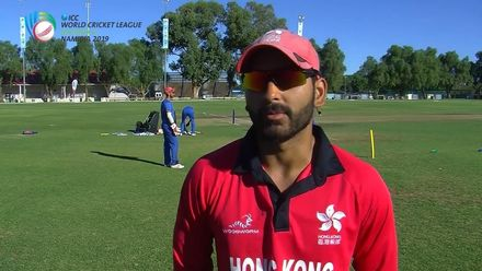 WCL 2: Hong Kong v Oman – Pre-match interviews