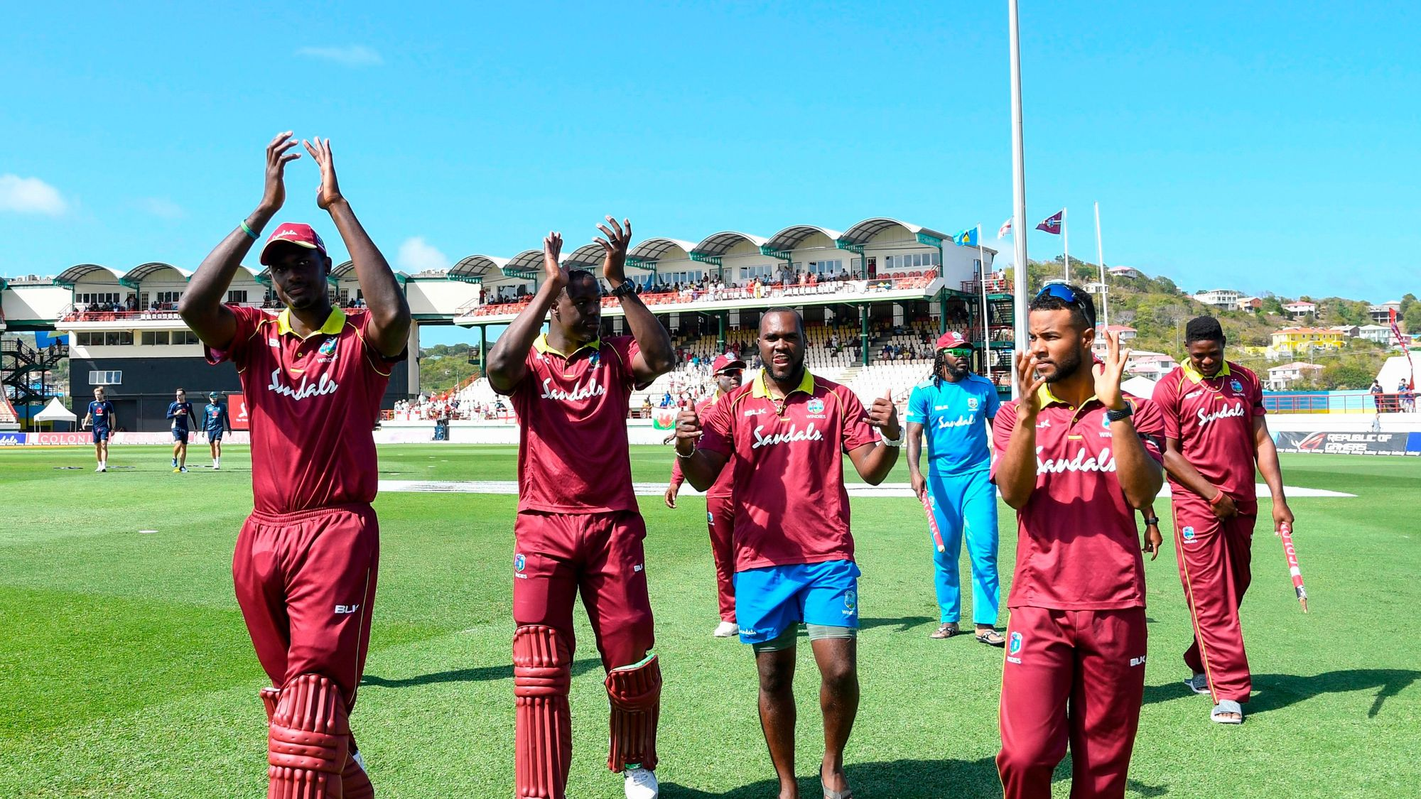 Five takeaways from West Indies' CWC19 squad