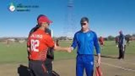 WCL 2: NAM v CAN – Canada win the toss and elect to bowl against Namibia