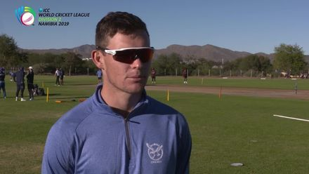 WCL 2: NAM v CAN – Captains of Namibia and Canada speak ahead of the crucial game