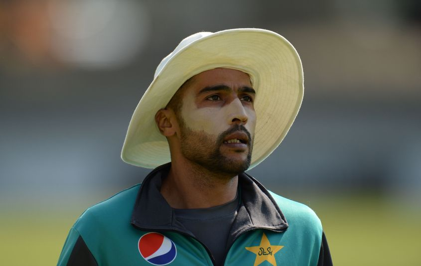 Mohammad Amir has taken five ODI wickets in almost two years at an average of 92.60 per wicket.