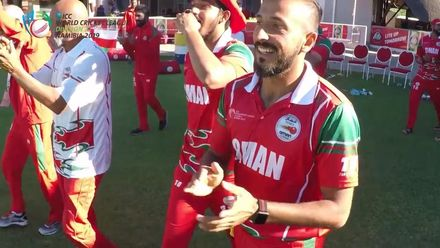 WCL 2: Hong Kong v Oman – Match highlights