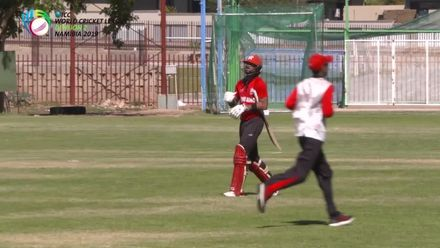WCL 2: Hong Kong v USA – Ali Khan dismisses Rath with the perfect yorker