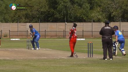 WCL 2: Namibia v Oman – Smit top scores with 60