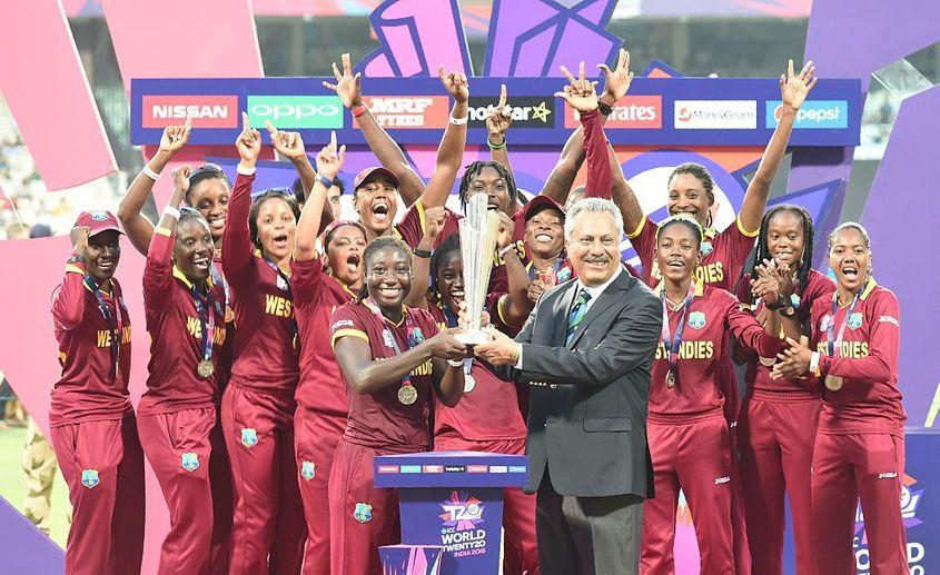 Aguilleira was part of West Indies' World T20 winning team in 2016