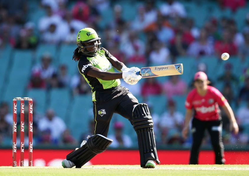 WBBL and West Indies star Stafanie Taylor will feature in the Women's T20 Challenge