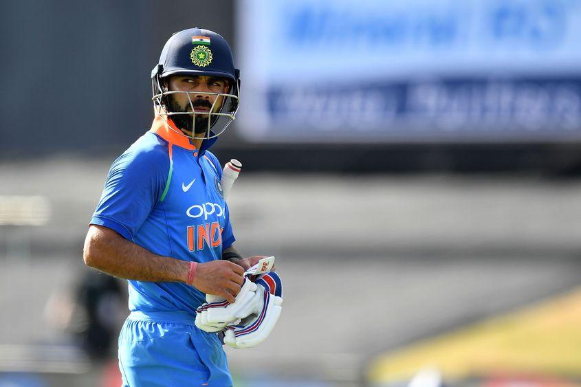 Team India's backbone – Virat Kohli