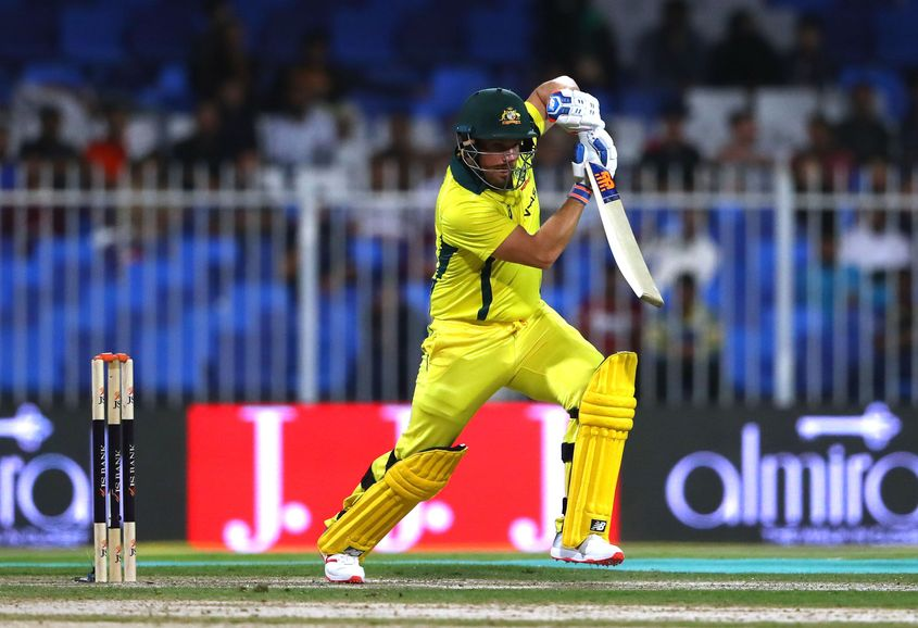 Under Aaron Finch, Australia have won last eight ODIs – three against India and five against Pakistan