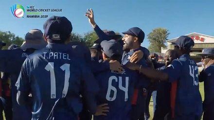WCL 2: Hong Kong v USA – USA secure ODI status!
