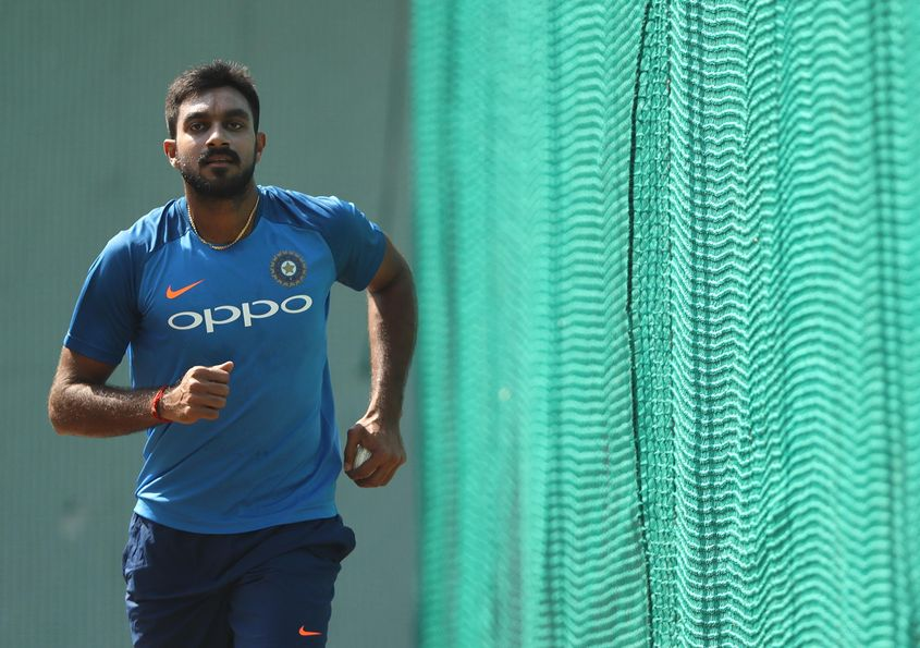 Vijay Shankar's all-round capabilities prompted the selectors to name him in India's World Cup squad