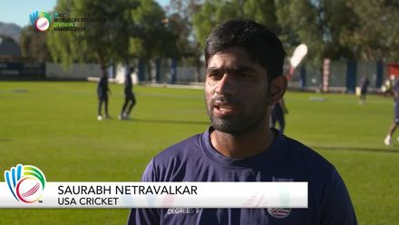 WCL 2: USA v Canada – USA captain speaks ahead of the game