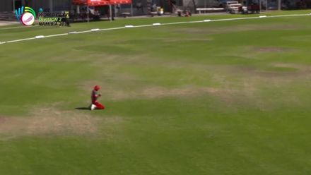 WCL 2, Final: Namibia v Oman – Hosts Namibia reach 101 for the loss of three wickets