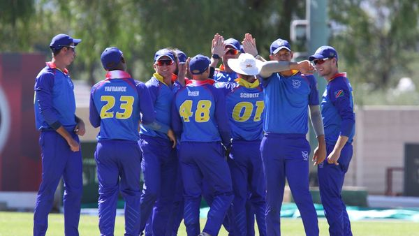 'It's a cruel job but they've done it without moaning' - Namibia captain praises bowlers