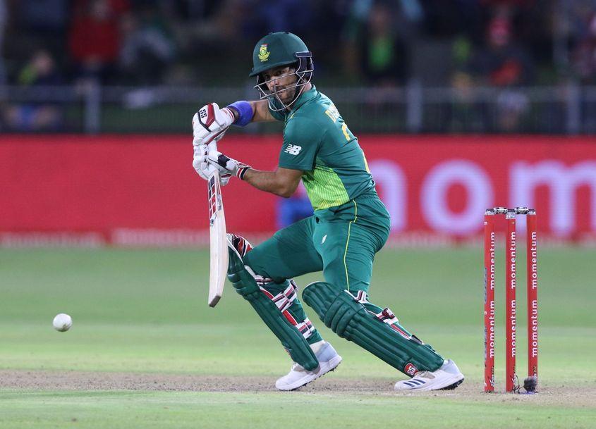 JP Duminy has already played his last ODI at home