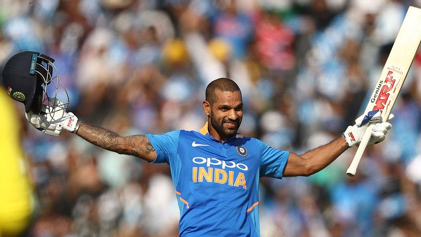 Shikhar Dhawan denies India are over-reliant on top order