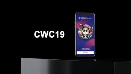 Download NOW – The official Cricket World Cup 2019 app!
