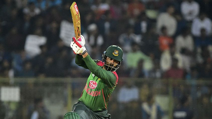 Tamim brings solidity to the Bangladesh line-up – a trait that will come in handy when he's up against the guileful Mujeeb