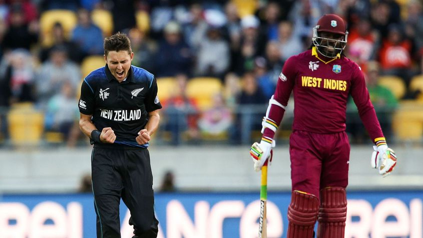 Boult's skill against Gayle's power – a tasty contest