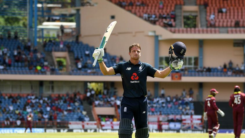 Jos Buttler is the closest thing to a 360-batsman in ODI cricket today