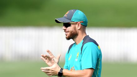 In form David Warner dons Australia colours after a year