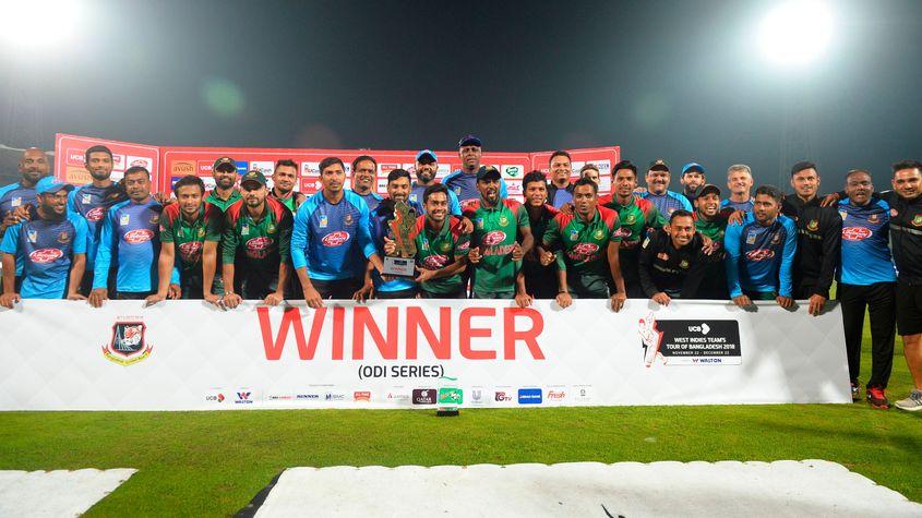 Bangladesh won the last bilateral encounter between the two