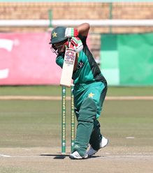 Javeria Khan and Bismah Maroof took Pakistan to their biggest ODI victory in terms of balls to spare